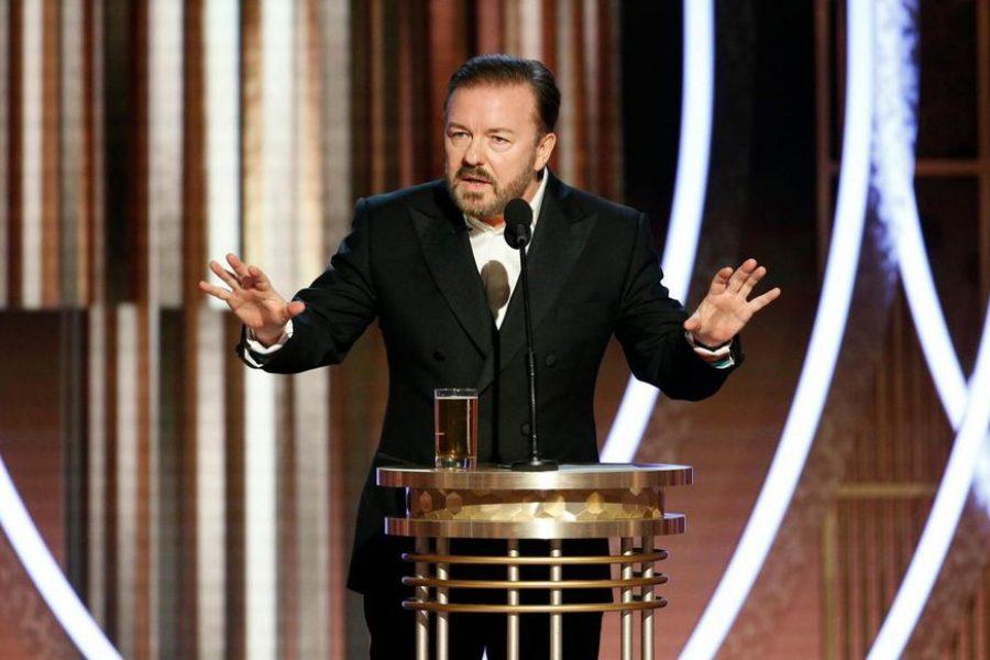 Ricky Gervais vuelve a los Globos de Oro