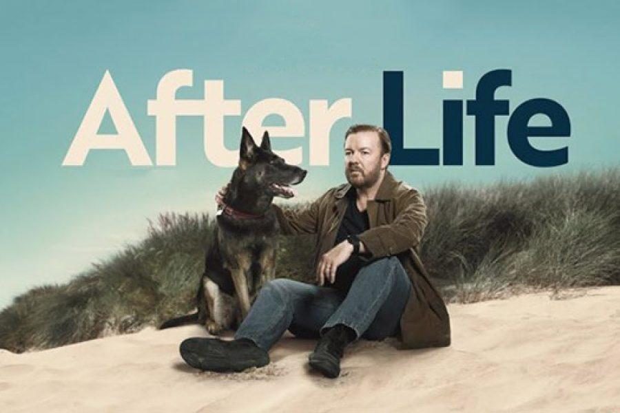 After Life, una serie en la que todos nos podemos ver reflejados