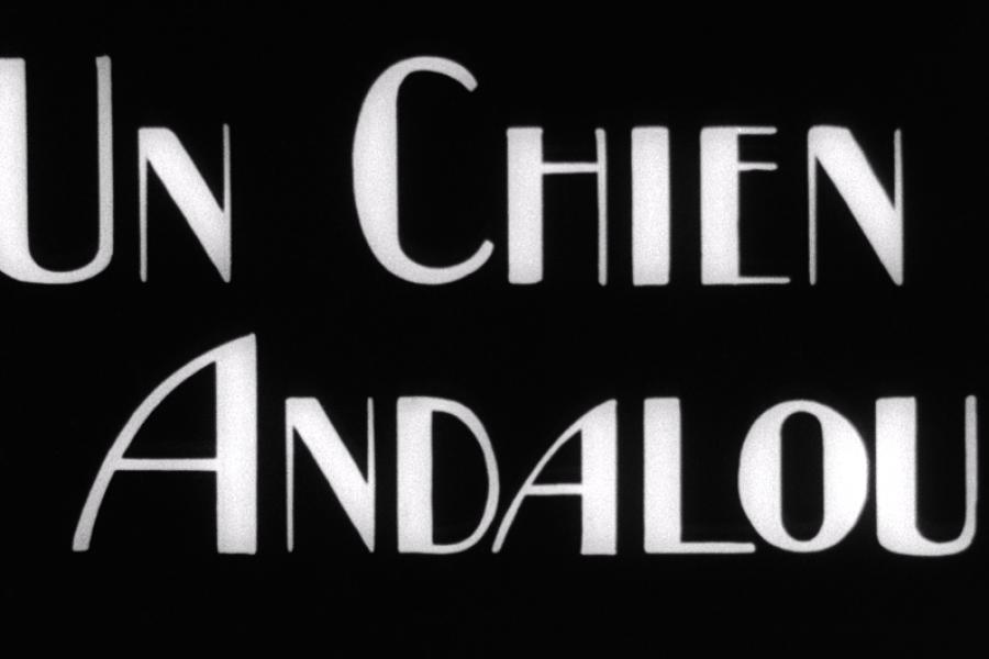 Un chien Andalou, un monument du XX siècle
