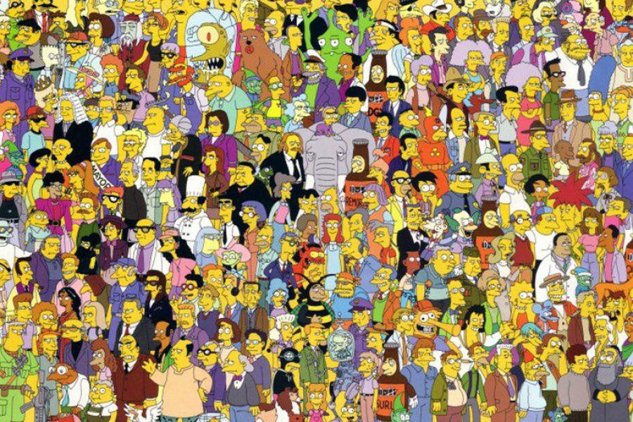 A quién votarían los personajes de Los Simpsons si viviesen en España ?