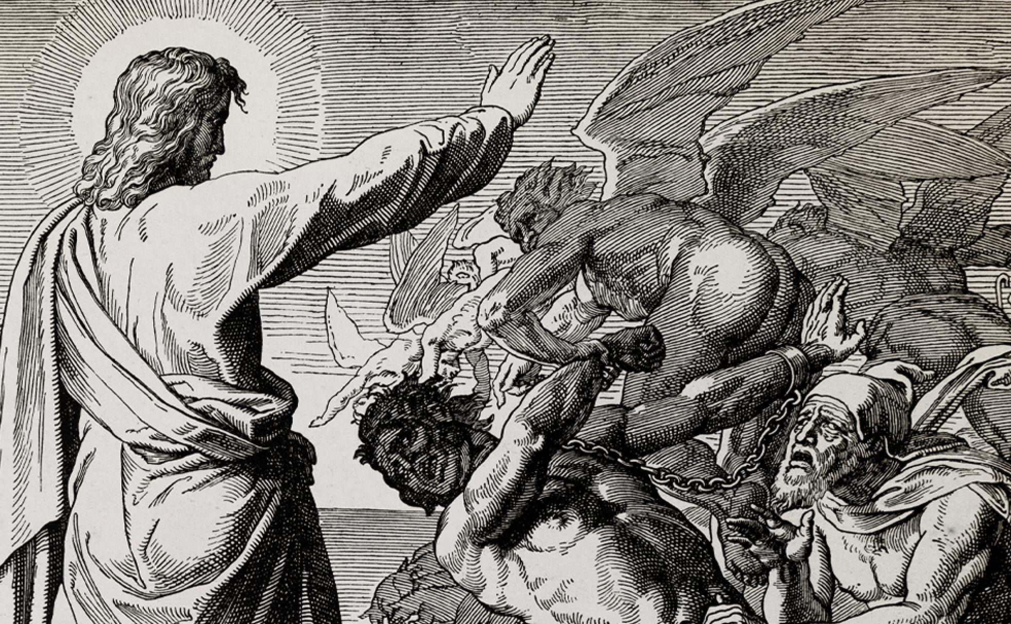 Reflexiones sobre el exorcismo