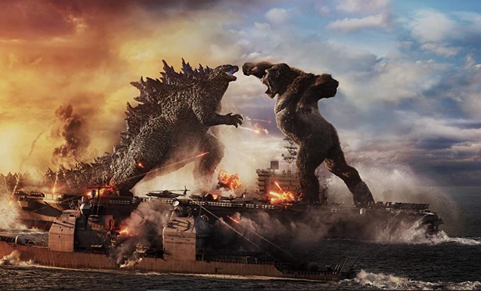 Godzilla vs Kong ne déçoit pas