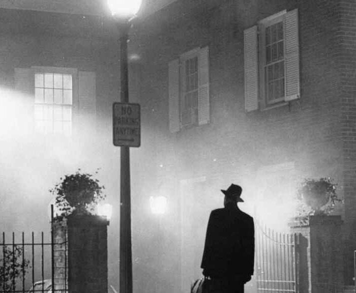 Foto de la mítica película El exorcista (1973)